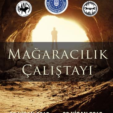 Bursa Ayvaini Mağarası Kurtarma Çalıştayı / 2016
