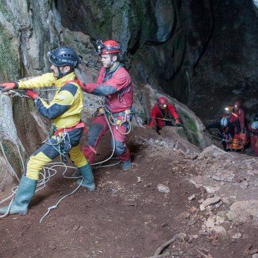 Eskişehir Mayıslar Mağarası Kurtarma Çalıştayı
