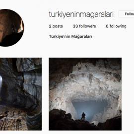 Türkiye'nin Mağaraları – Sosyal Medya