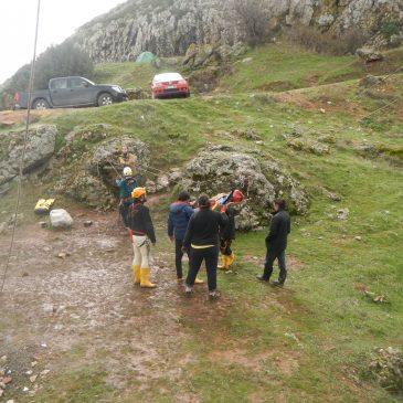 Gündoğdu Mağara Kurtarma Çalıştayı – Mart 2018