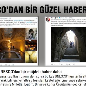 Obruk Mağara Araştırma Grubunun araştırması UNESCO Dünya Mirası Aday Listesine Kabul edildi
