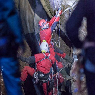 İstanbul Mağara Kurtarma ve SRT-Döşeme Çalıştayları