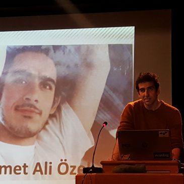 1. Mehmet Ali Özel Mağara Fotoğrafları Yarışması Kazananlarına Ödülleri Verildi