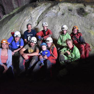 Balkan Mağaracılar Birliği Kampı Sona Erdi